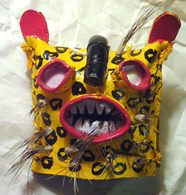 Kalarte  Art from Latin America  Masks